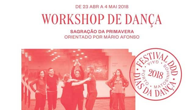 Workshop de Dança