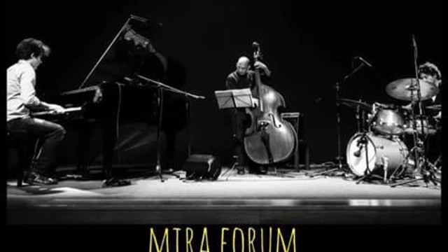 Jazz no MIRA -  Concerto com Pedro Neves Trio